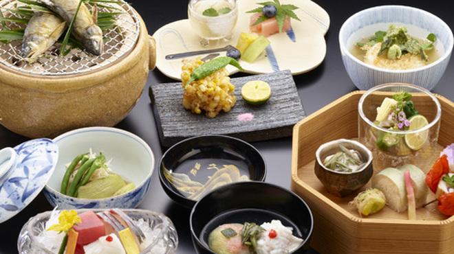 つつじの茶屋 - 料理写真:夏のミニ懐石(イメージ)