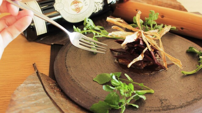 レストラン グリルテーブル ウィズスカイバー - メイン写真: