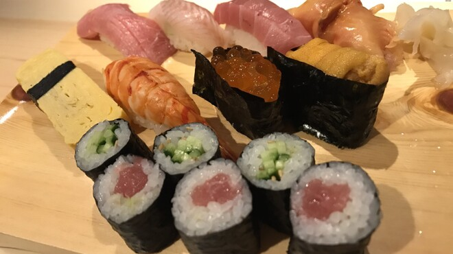 鮨前と酒 中和浦 - 料理写真: