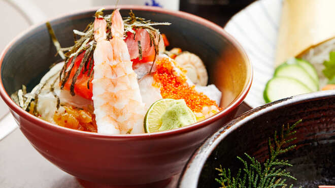 海鮮料理 魚盛 - 料理写真: