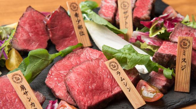 Mark Matsuoka Grill Beef & Wine - 料理写真: