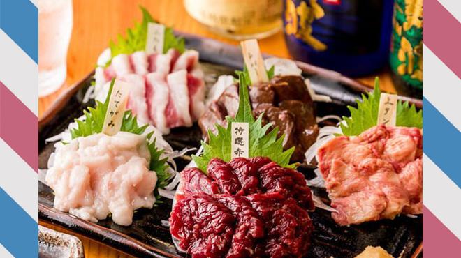 肉刺し酒場 和亭 - メイン写真: