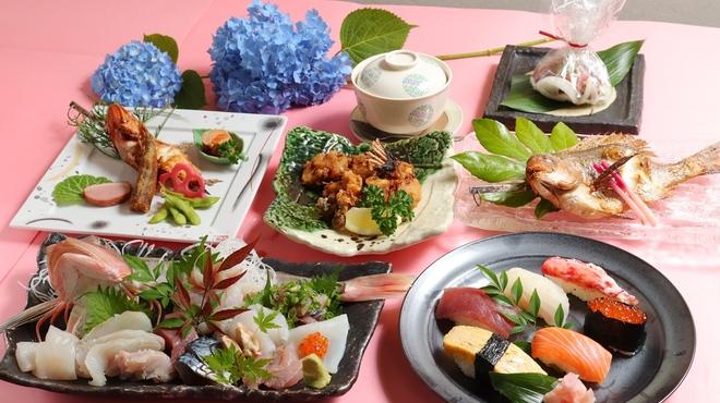 海鮮料理 食彩 太信 - メイン写真: