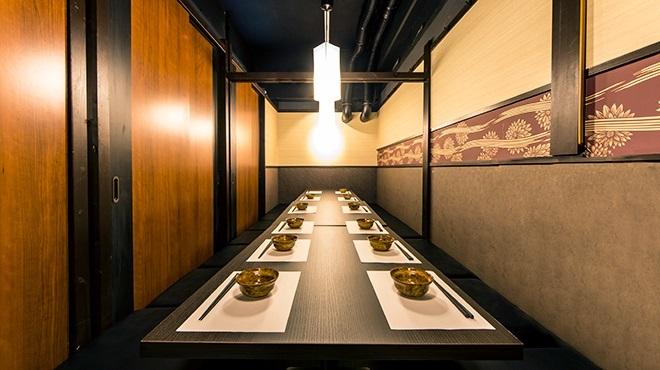 横浜個室居酒屋と薩摩地鶏 出雲 - メイン写真: