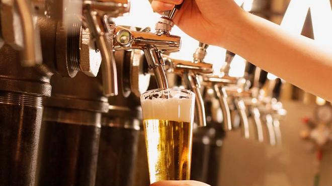 カドウシ熟成焼肉とクラフトビール - ドリンク写真: