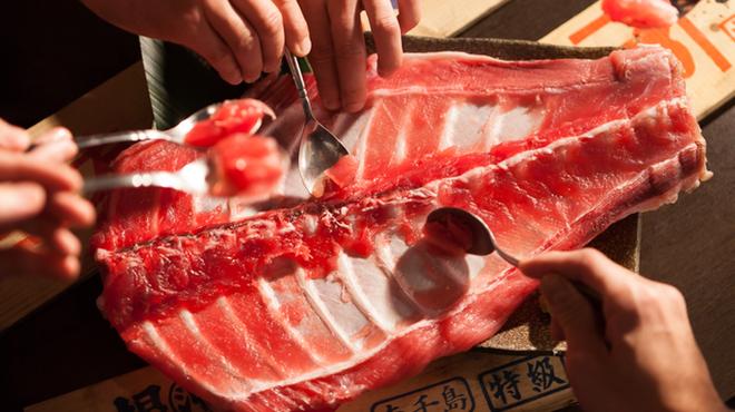 日本酒 まぐろの一徹 - メイン写真: