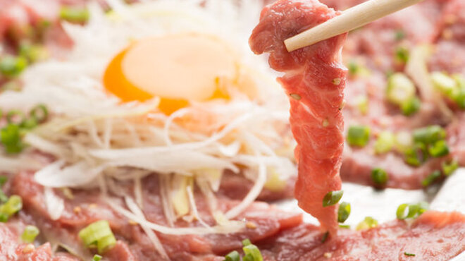 粋な肉 - メイン写真: