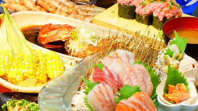 貝と魚と炉ばたのバンビ - メイン写真: