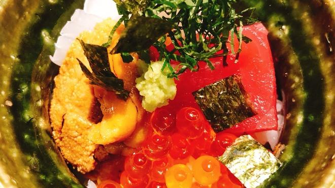 魚盛り 魚っと - 料理写真: