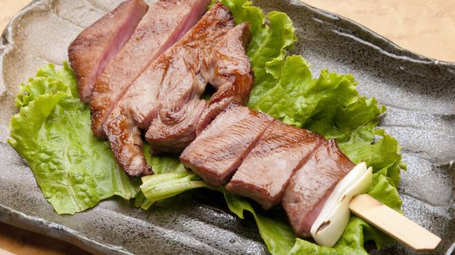 たん右衛門 - 料理写真:牛たん