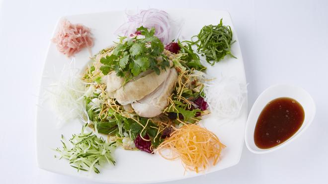 tcc Singaporean Café & Diner - 料理写真:シンガポール・サラダ