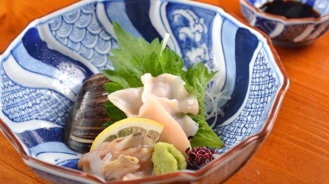桑名蛤料理・蛤しゃぶしゃぶ 貝新 - メイン写真: