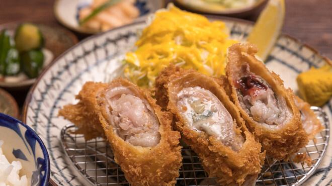 沖縄とんかつ食堂しまぶた屋 - メイン写真: