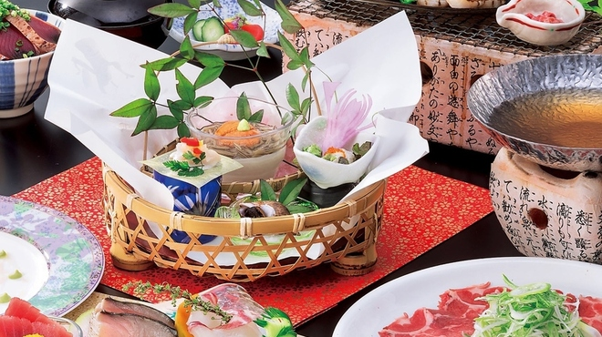 魚菜家 旬蔵 - 料理写真:初夏の特別宴席
