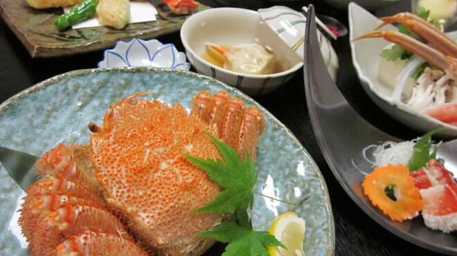 かに料理と和食 かに吉 - 料理写真:かに吉コース(全七品)