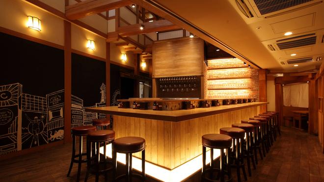 道頓堀クラフトビア醸造所 - メイン写真: