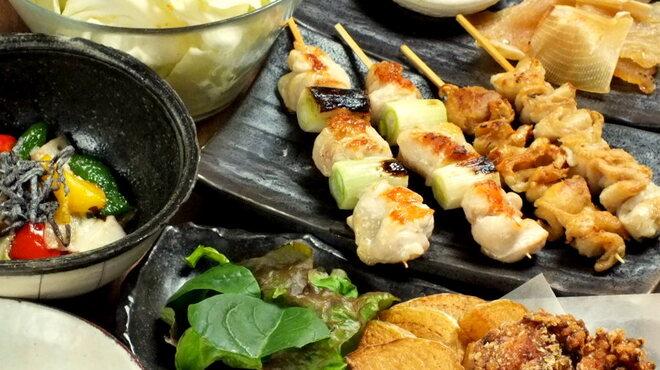 炭火串焼と旬鮮料理の店 炭火焼 炉暖 - メイン写真:
