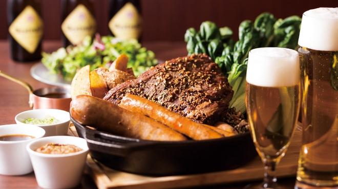 スカイツリー ビュー レストラン&バー 簾 - 料理写真:1ポンド