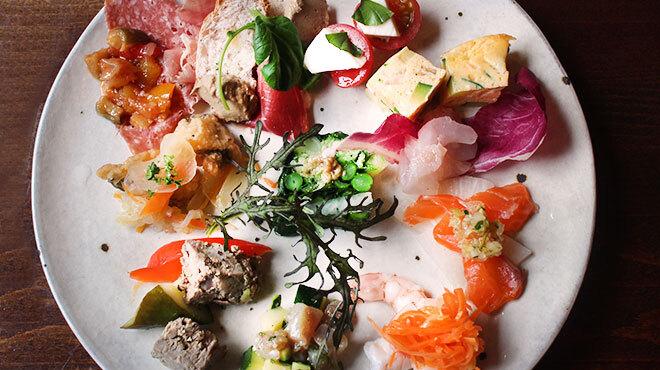 イタリア食堂 ガロッパーレ - メイン写真:
