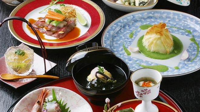 新懐石 やませ (シンカイセキヤマセ) - 徳和/懐石・会席料理 [食べログ]