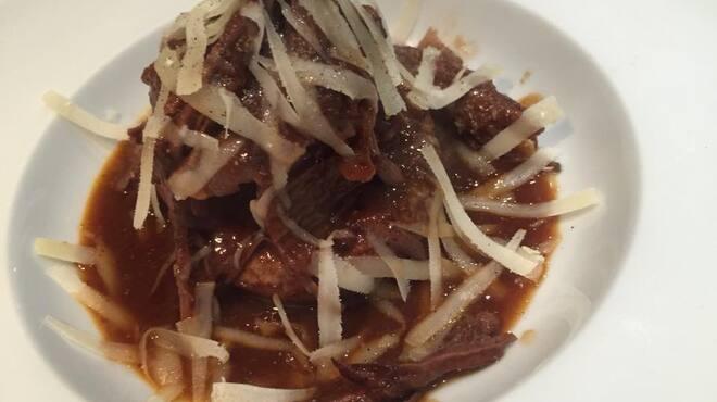 Rio - 料理写真:牛肉とジャンボマッシュルームのシチュー