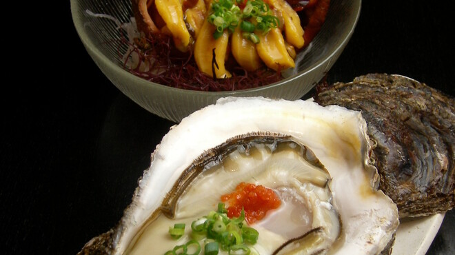 春夏秋冬 - 料理写真:今が旬!岩牡蠣
