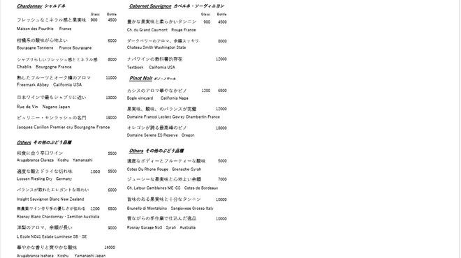 shokkan shibuya - ドリンク写真: