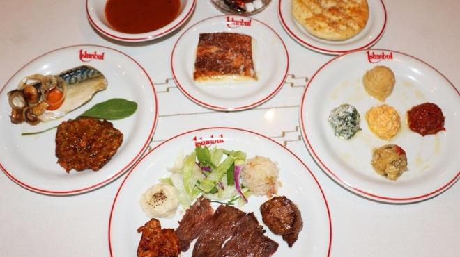 イスタンブール - 料理写真:シェフおすすめコース