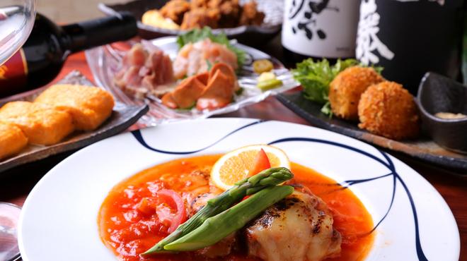 鶏料理 高麗園 - メイン写真: