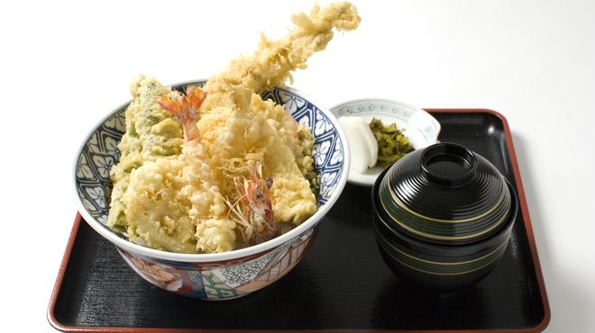 天ぷら新宿つな八 - メイン写真: