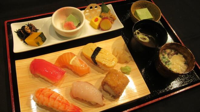 ぎゃあてい - 料理写真:定食メニュー 嵐山
