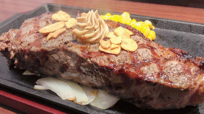 立ち食い一番ステーキ - メイン写真: