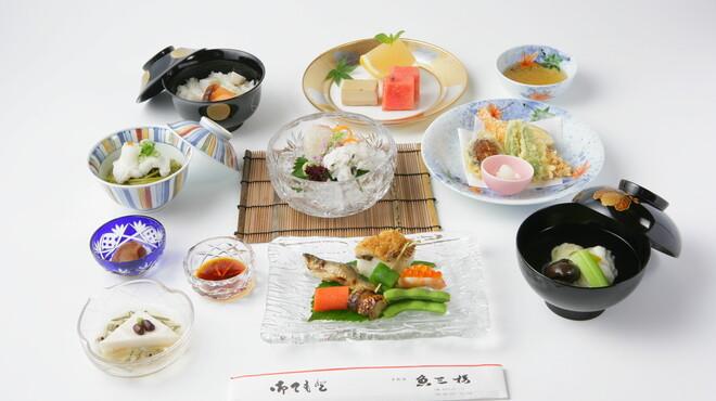 魚三楼 - 料理写真:受け継がれる伝統のお味