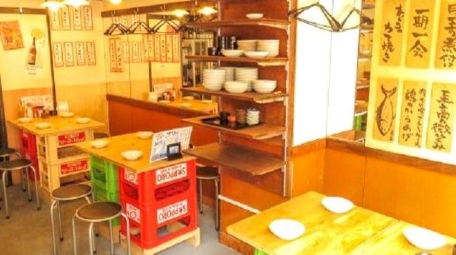 中落ち100円の店 まぐろんち - メイン写真:
