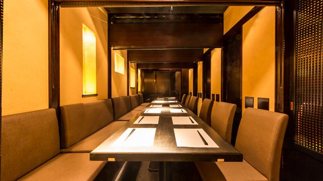 個室Dining 樹 - メイン写真: