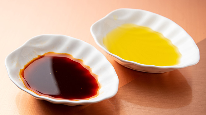 オリーブ油そば 三六 - メイン写真: