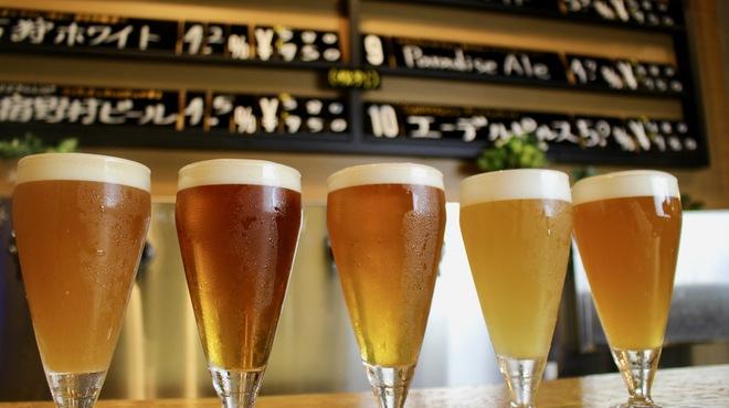 浅草ビール工房 - ドリンク写真: