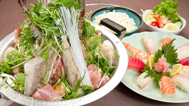 海鮮料理 魚盛 - メイン写真: