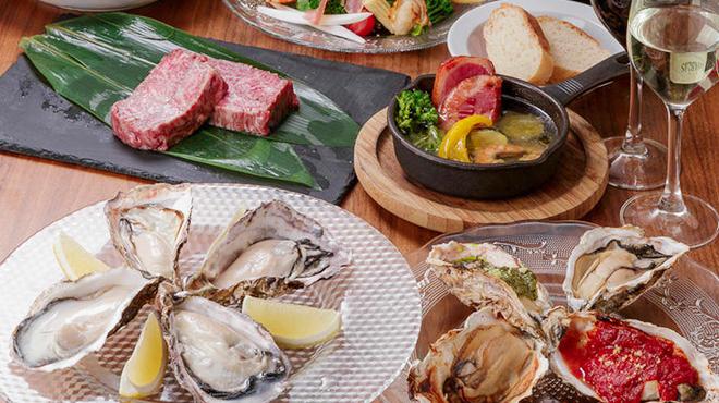 お肉料理×Oyster house Kai - メイン写真: