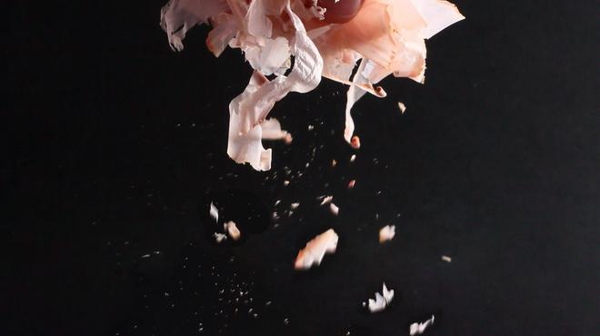 大阪豚しゃぶの会 - 料理写真:究極の0.01ミリ本鰹節