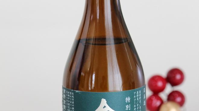 活魚小松 - ドリンク写真:金陵 千歳緑