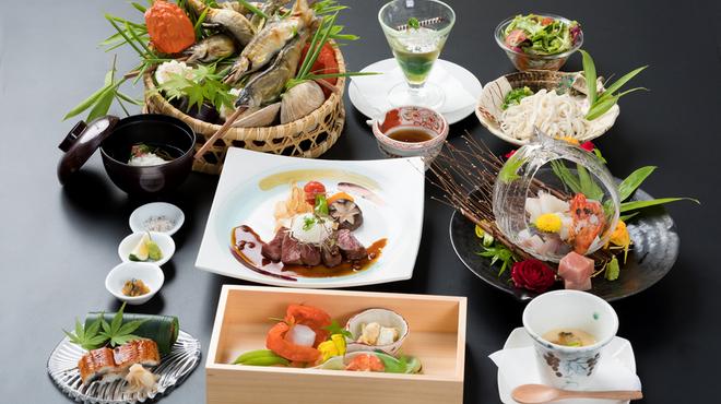 庭の食卓 四季 - 料理写真: