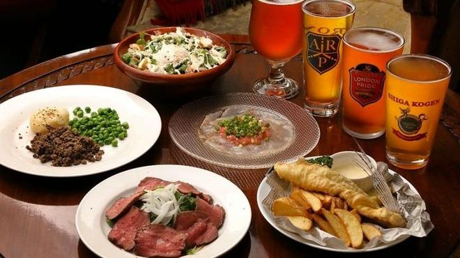 British Pub&Foods ARROWS - メイン写真: