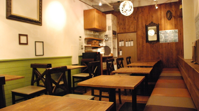 CAFE&WINE DINING RAINBOW - メイン写真: