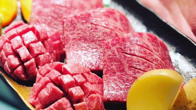 一切れ焼肉いちぼ - 料理写真: