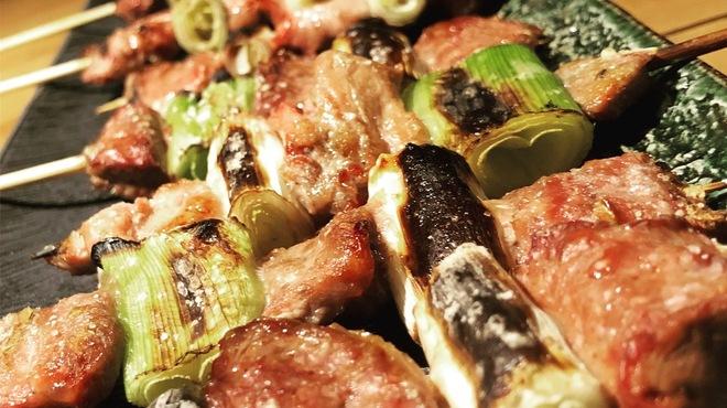 串打ち 大地 - 料理写真:やきとん盛り合わせ