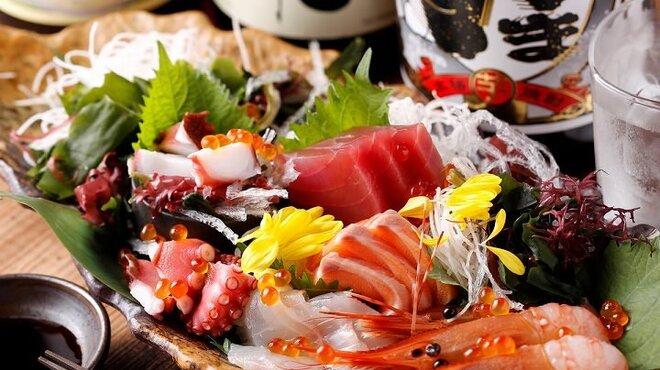 全席個室チーズとお肉×創作和食バル YAGURA - 料理写真: