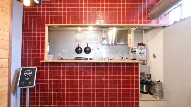 東京焼き麺スタンド - メイン写真: