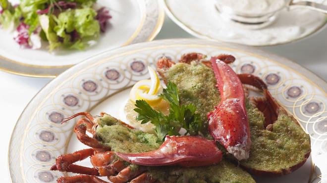 ル シエール - 料理写真:オマール海老