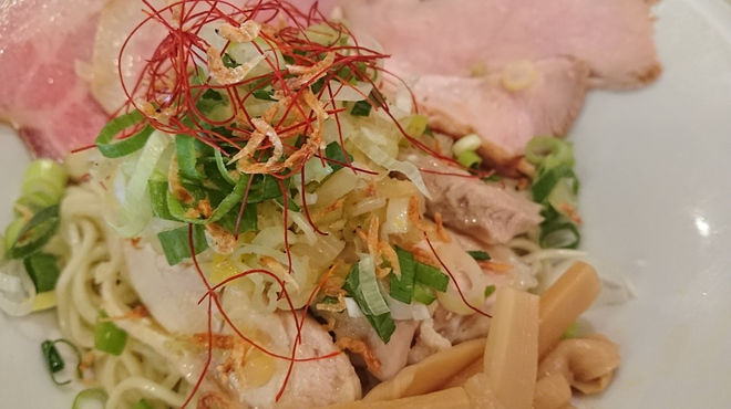 仙台中華蕎麦 仁屋 - メイン写真: